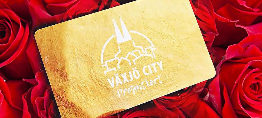 Presentkort från Växjö City